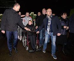 烏克蘭前總理:獨裁政權崩垮