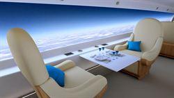 未來版超速客機 高空美景看個夠