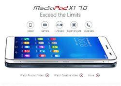 華為在MWC 首次推出MediaPad X1