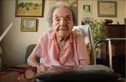 最年長納粹大屠殺倖存者 110歲逝