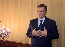 烏克蘭對前總統發出拘捕令