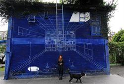 台東版藍晒圖 隱身巷弄內