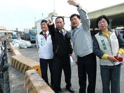 林佳龍:打造梧棲漁港為「國際級」