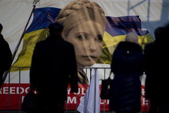 前烏克蘭總理 2年牢獄美女變老嫗