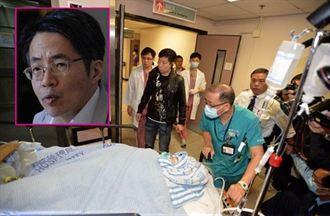 《明報》前總編輯劉進圖遭人砍傷