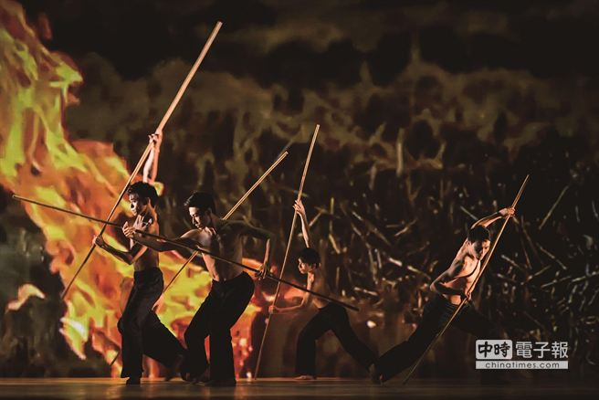 《稻禾》26日在倫敦沙德勒之井劇院舉行海外首演。(Gia To攝)