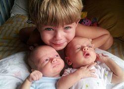 美男童能通靈 預知母小產再孕