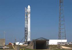 SpaceX將發射「會著陸的火箭」