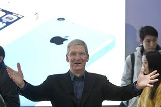 蘋果年度大會 投資人力挺庫克