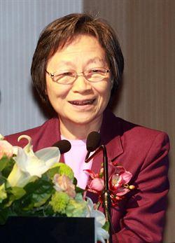 王瑜 首位女科學家任中研院副院長