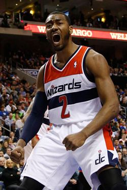 火箭哈登、巫師沃爾 獲選上周NBA東西區最佳球員