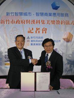 集美樂電子商務平台與新竹市民卡結合 提供集點優惠
