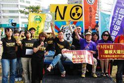南台灣廢核遊行 婦女節登場