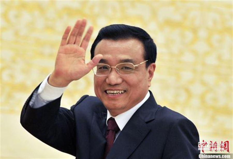 中國國務院總理李克強。(中新網)