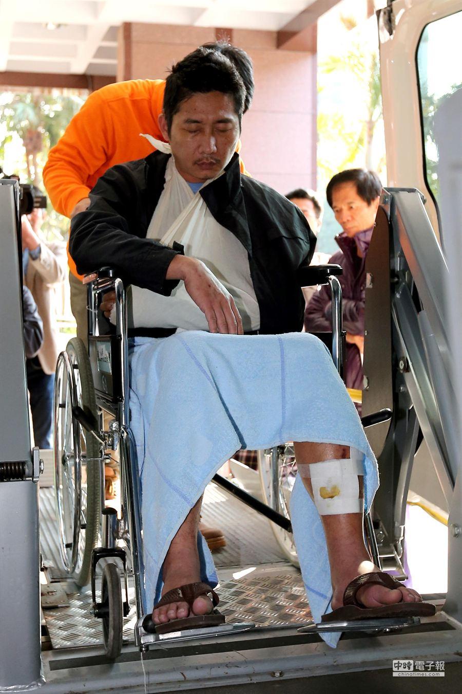 開砂石車衝撞總統府的張德正,檢方起訴他5項罪名。(圖/本報系資料照片)