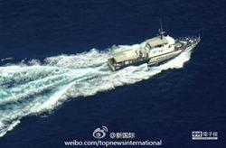 越媒:越搜救船發現疑飛機舷窗殘骸