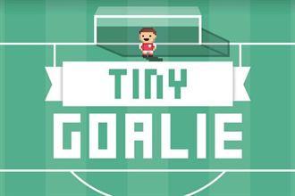 飛撲12碼罰球 Tiny Goalie要你成為國家英雄!