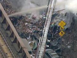 紐約兩舊大樓爆炸倒塌 2死20傷