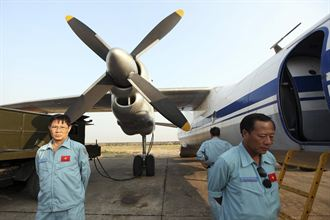 搜救不同調 越南暫停中國擴大