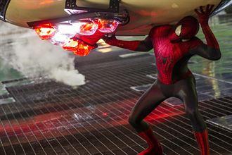 蜘蛛人愛地球 攜電光人赴星斷電