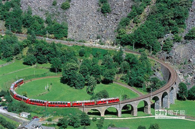 行程中增加360度鐵道體驗,是一陽旅行社「度小月」的加值策略(圖/一陽旅行社)