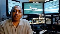 馬航機長飛行模擬器 驚存靠印度洋5跑道資料