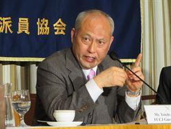 舛添要北京重回「亞洲主要都市網」