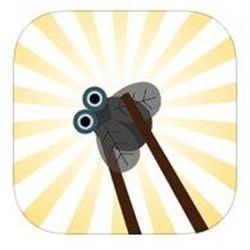 想像蒼蠅師一樣擅長抓蒼蠅?試著用筷子抓抓看吧!