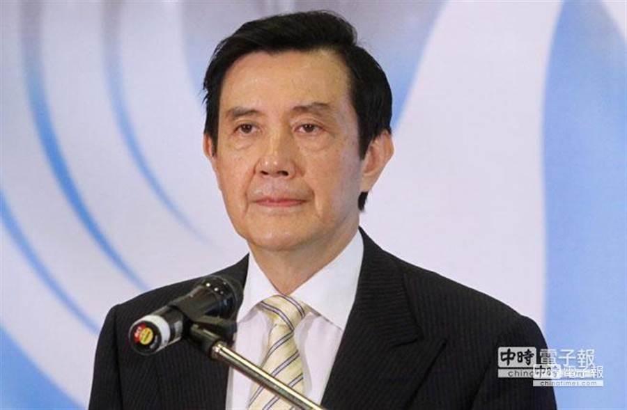 馬總統臨時取消參觀台南廠商行程,坐鎮台北。(圖/本報資料照片)