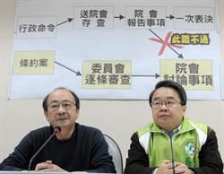 綠:藍若不認張慶忠違法 不朝野協商