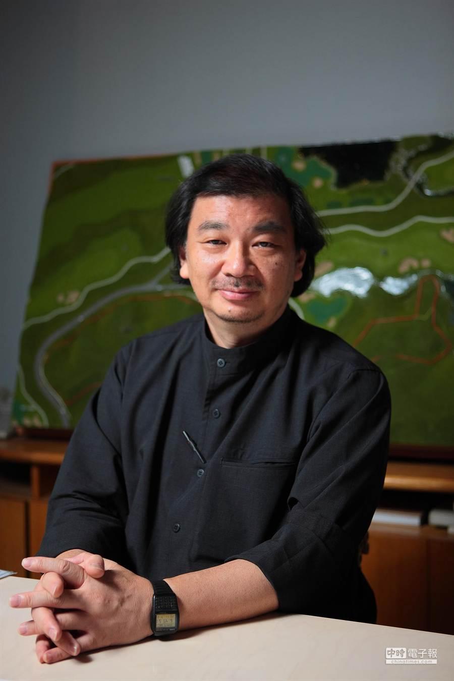 日本建築師坂茂獲2014普立茲克獎。(取自普立茲克獎官網)