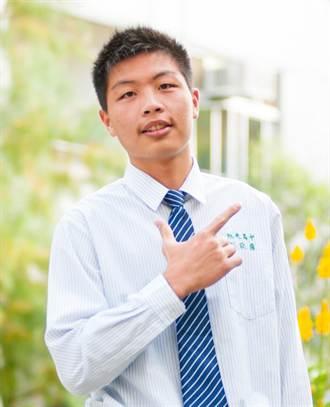 四技申請第1階段 彭敬育等3人奪五冠王