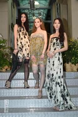 「花園派對」溫慶珠發表春夏新裝
