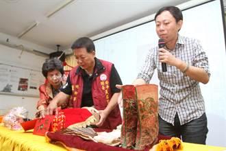 台南安平迓媽祖 百百旗藝陣賽