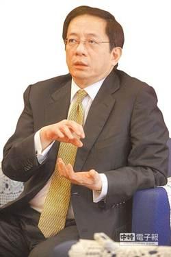 管中閔:核四停工短期對經濟沒影響
