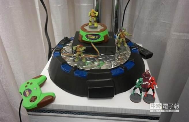 Hero Portal遊戲主機。(取材自騰訊科技網)