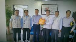 廣濟宮獻愛心 警局獲贈4台AED