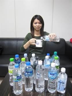 瓶裝水用自來水當水源 買前細看標示