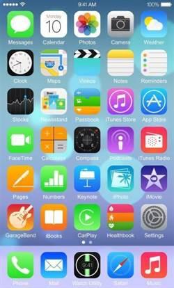一切都是幻覺?!原來先前曝光的iOS8系列截圖全是假的?