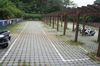 十八尖機車亂停 竹市闢停車格