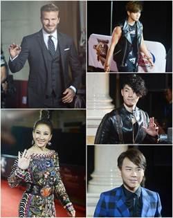 華語榜中榜星光熠熠 瑞奇馬汀熱舞吸睛