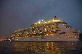 海洋航行者號 周三再訪高雄