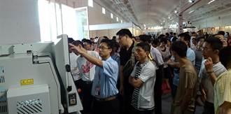 臺南自動化機械展 人潮破萬