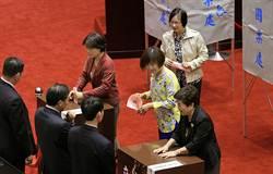 立院62張同意票 顏大和出任檢察總長