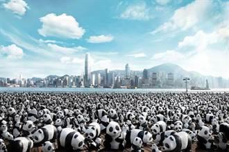 1600熊貓環球保育行 6月將抵香港