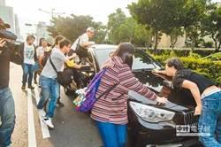 陳威仁:抗議過程違法以現行犯逮捕