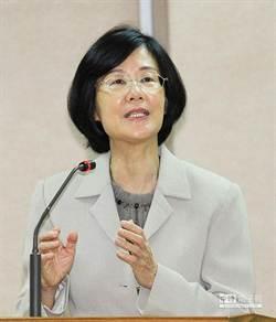 羅瑩雪:群眾不要輕忽政府執法決心
