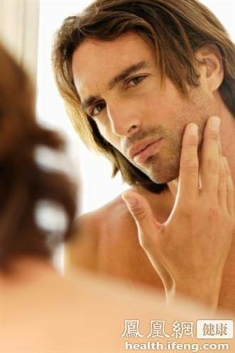 隨意拔鬍鬚 當心毛囊炎