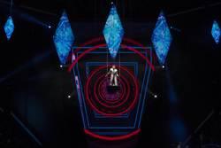 周杰倫空降上海 8萬人體育場啟動「魔天倫2」巡演