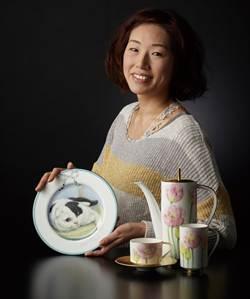 日本手繪大師骨瓷手繪展 統一阪急展出
